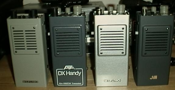 various MX series HTs