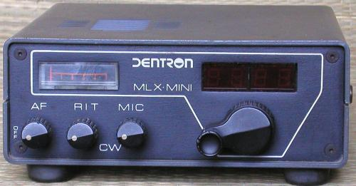 Dentron MLX-Mini QRP transceiver